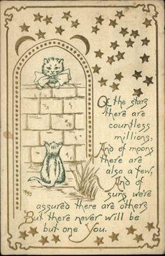 Vintage postcard, c. 1910