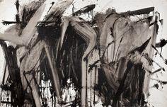 Nicolas Carone - Untitled 1955