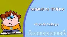 Señales de tráfico Portal de Educación Junta de Castilla y León Educación vial para niños