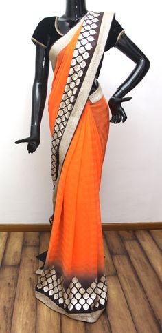 Designer Saree  INR 2950/- ZIA, Adyar