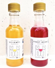 Wine For Cats Exists