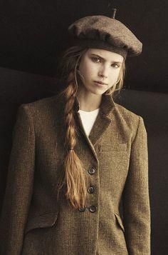♔ Tweed                                                                                                                                                                                 More