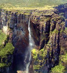 Salto Angel, la caída de agua más alta del mundo