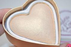 Makeup Revolution I Heart Makeup Golden Goddess Baked Highlighter