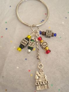 Cool Harry Potter key chain!