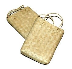 """Mini Jute Favor Bag (Set of 6 Pieces) Size: 2.5""""L x 3.25""""H Want to keep your big event or special day stylish and fun, but as environmentally conscious as you can? We make it one step easier for you with our delightful Mini Jute Favors Bags! Woven from sturdy all natural fibers, these mini favor bags are perfect for packaging up all sorts of treats for your guests. Give out small satchels of chocolate, or slip in fun pictures for an extra special treat. Whether you're packing up special…"""