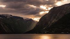 flyngdream:  Morten Rustad - Norway: A Timelapse Adventure|gif by FD