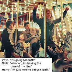 Nialler, we'd be perfect for each other. THATS EXACTLY WHAT I LOOK LIKE ON CAROUSELS!!! :D