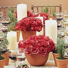 vasos de barro com flores - Pesquisa Google