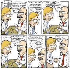 job comics | Job Interview Comic, Formal Sweatpants