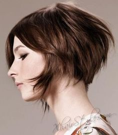 Special women short haircuts picture