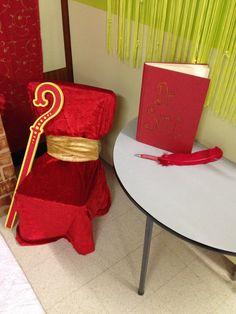 Het huis van Sinterklaas 3 (met boek en pen van de sint)