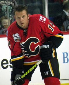 Theoren (Theo) Fleury | born June 29, 1968, in Oxbow, Saskatchewan