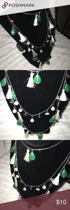 EE04 Lady Christmas Elf Pendant Necklace Charm Chain Fashion Elegant Access
