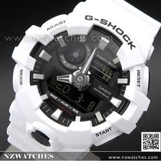 Casio G-Shock Analog Digital 200M Super illuminator Sport Watch GA-700-7A d80add37d6
