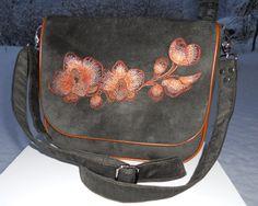 Saddle Bags, Fashion Backpack, Backpacks, Embroidery, Needlepoint, Backpack, Backpacker, Backpacking, Crewel Embroidery