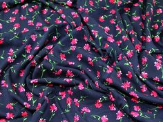 Floral-Print-Viscose-Dress-Fabric-Design-1617V-M