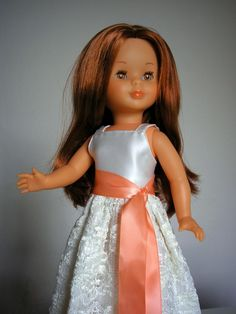 Pasión por nancy: Vestido Fiesta versión blanco