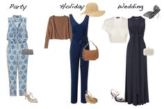 How to wear a jumpsuits