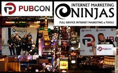 Pubcon, the premier social media and optimization conference, is happy to announce that Internet Marketing Ninjas will once again return as a Platinum Sponsor for both Pubcon New Orleans 2014 at the New Orleans Convention Center in The Big Easy, and Pubcon Las Vegas 2014, at the Las Vegas Convention Center in the entertainment capital of the world. [Read more...]
