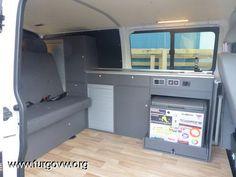 T5 10 Volkswagen Transporter, Vw T5, Kombi Camper, T4 Transporter, Mini Camper, Camper Van, Van Insulation, Van Interior, Van Camping