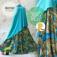 Baju Muslim Jumbo Maryam Syar'i B078 Trendy - http://bajumuslimbaru.com/baju-muslim-jumbo-maryam-syari-b078 #BajuMuslimJumbo, #BajuMuslimMurah, #BajuMuslimOnline