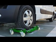 Como hacer carritos para mover transportar autos/ Auto Dolly to Move Car. - YouTube Car Wheel Alignment, Wheel Dollies, Move Car, Bunk Bed Plans, Airport Design, Car Parking, Projects, Tango, Shed Organization
