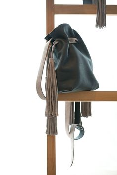 Park House | Leather Bags PEGASUS Backpack www.parkhouse.gr