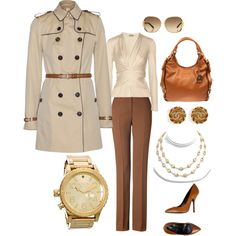 """Pope and Associates Style #2"" by queencdj on Polyvore"