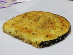 Baked Breaded Aubergines: Recipe by FraGolosi Baked Eggplant, Eggplant Recipes, Italian Recipes, Vegan Recipes, Cooking Recipes, Aubergine Recipe, Best Dinner Recipes, Antipasto, Soul Food