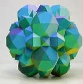 Archimedes Geometric art of Morton C. Geometric Decor, Geometric Shapes, Solid Geometry, Math Art, Candy Colors, Bing Images, Backdrops, Sculpture, Modernism