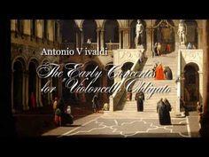 "A. Vivaldi: The Early Concertos for ""Violoncello Obligato"" [Sonatori de ..."