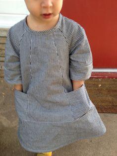 Oliver + S Carousel Dress