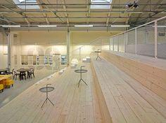 Chemelot Campus, Building 24 by Studio Niels & BroekBakema | Despoke