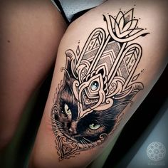 Tattoo by Coen Mitchell