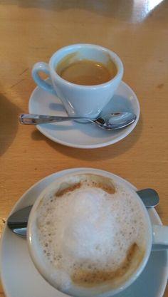 Lecker Essen und Café