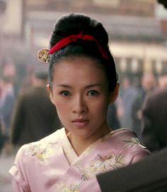 Geisha the film