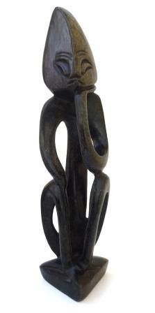 Resting Thinker Shona Serpentine Stone Sculpture by uniquk on Etsy, $34.95 Stone Sculpture, Humble Abode, Bali, Decorating, Living Room, Abstract, Wood, Etsy, Jewelry