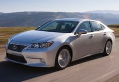 2013 Lexus ES 350 & ES 300h Car Price & Review