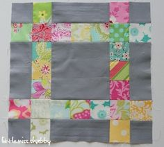 "amazing scrap buster with 2"" squares! by jamieleeann.b"