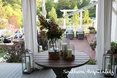 I'm back with all the pics from the Southern Living Idea house in Senoia, GA. The August issue of Southern Living is now on the newstands, so I'm clear to post my pics! From all the comments and pinning going on, I'd say this house is a HUGE hit with all of you. I know …