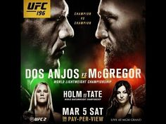 cool Conor McGregor changes Dana White's mind about UFC 196 poster with belts