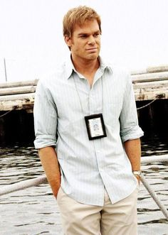 Michael C Hall as Dexter....3 more episodes left....then Goodbye to Showtime.