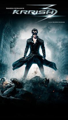 This Free App will allow you to understand the finer details of the movie, as well as viewing exclusive content of the movie before it's release! Also within the App are cool features, such as the Augmented Reality Krrish mask - allowing you to take pictures wearing the iconic mask of Krrish, which you can then share with your friends!