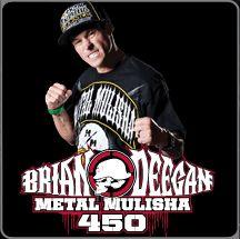 Brian Deegan's Dirtbike