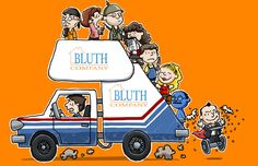 Charlie Brown meets the Bluths