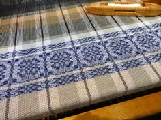 Handwoven towels......