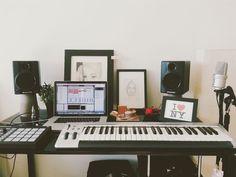 Home Studio  | Daisho's Day | VSCO Grid