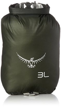 Osprey UltraLight 3 Dry Sack, One Size *** This is an Amazon Affiliate link. To view further for this item, visit the image link.