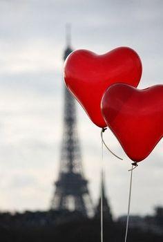 Paris Hotel Boutique Journal: Heureuse Saint-Valentin!
